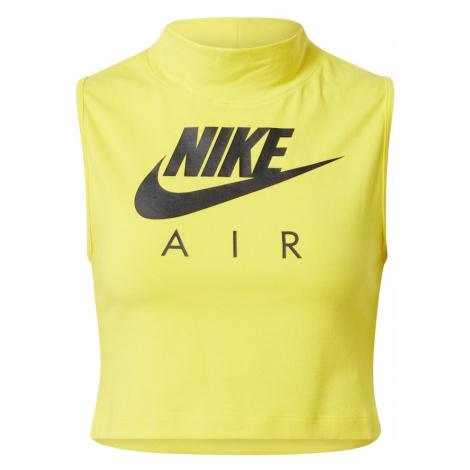 Nike Sportswear Top  žltá