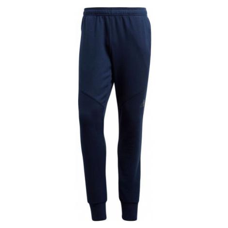 adidas WO PANT PRIME tmavo modrá - Pánske tepláky