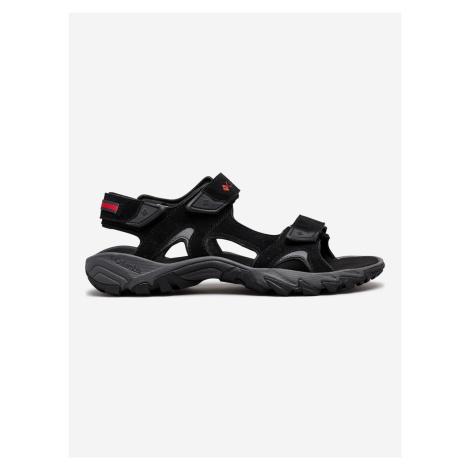 Santiam 3 Outdoor sandále Columbia Čierna