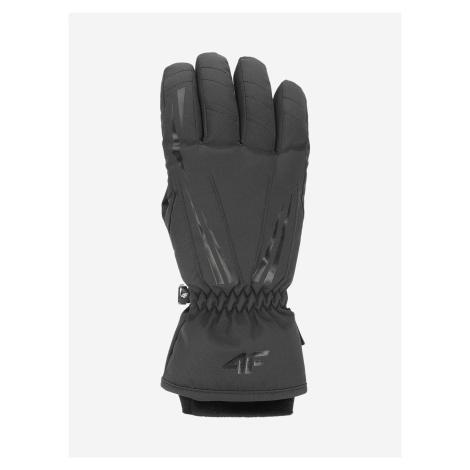 Rukavice 4F Red352 Ski Gloves Čierna