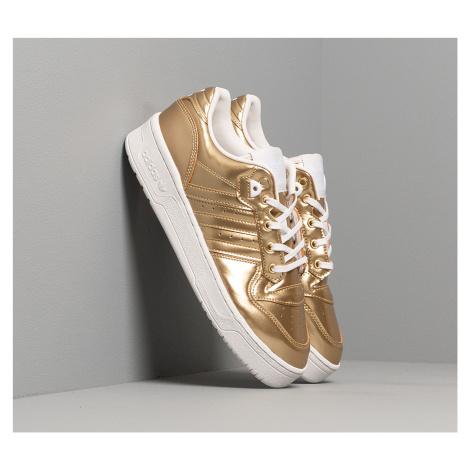 adidas Rivalry Low Gold Metalic/ Gold Metalic/ Crystal White