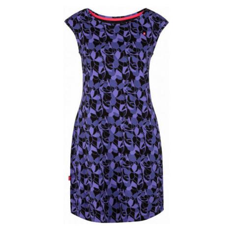 Loap BABERA tmavo modrá - Dámske šaty