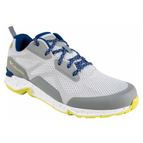 Columbia VITESSE OUTDRY sivá - Pánska outdoorová obuv