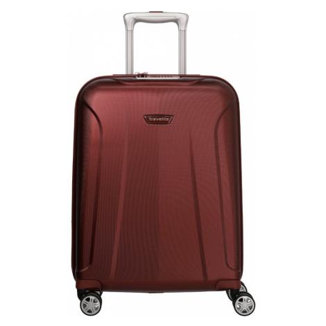 Travelite Elbe 4w S Red