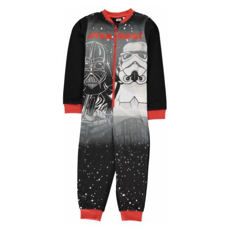 Character Fleece Onesie Infants Star Wars