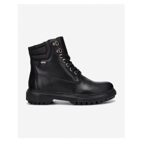 Geox Asheely Abx Členková obuv Čierna