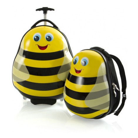 Heys Travel Tots Lightweight Kids Bumble Bee – súprava batoha a kufra