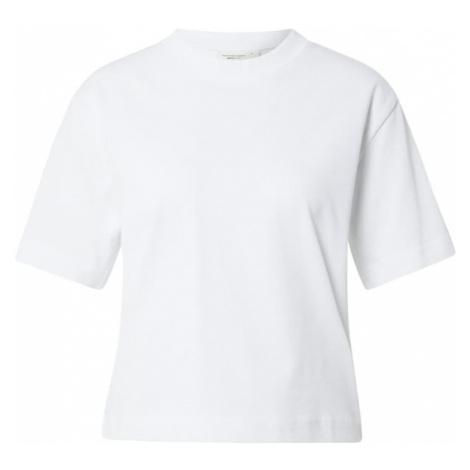 Gina Tricot Tričko  biela