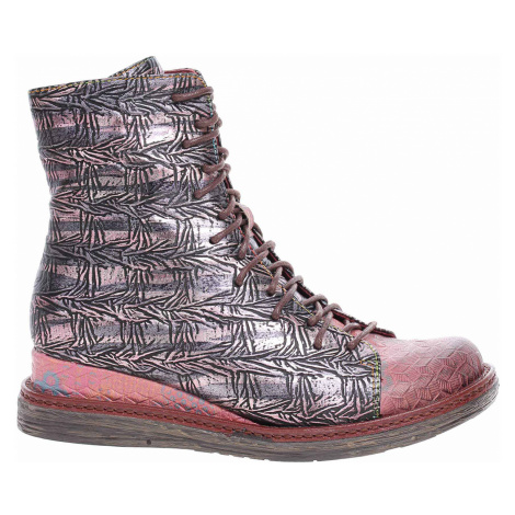 Dámská kotníková obuv Laura Vita Ernault 02 Violet Ernault 02 Violet