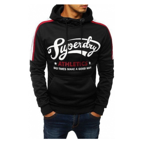 Black men's hoodie BX4054 DStreet