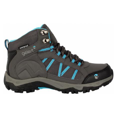 Chlapčenské trekové a outdoorové topánky Gelert