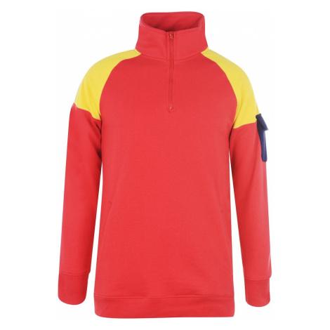 Airwalk Woven Sweatshirt Mens