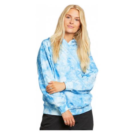 Dedicated Hoodie Sundborn Tie Dye Blue-L modré 18264-L