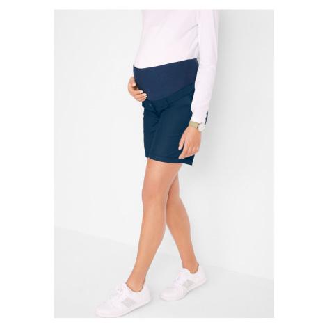 Tehotenské šortky bonprix