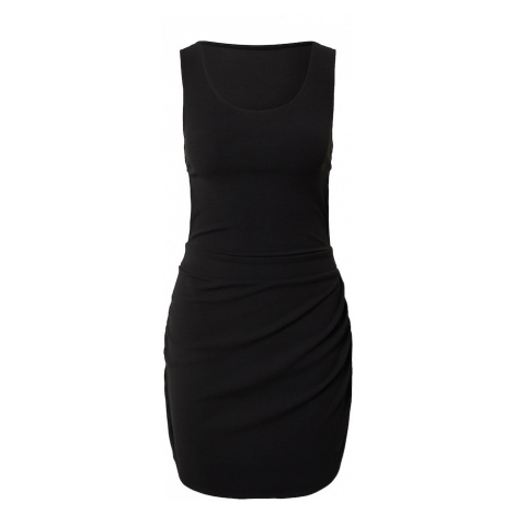 KENDALL + KYLIE Šaty  čierna / biela