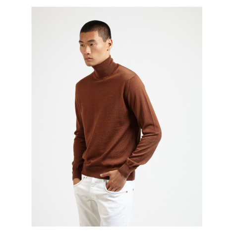 Sveter La Martina Man Tricot Turtleneck Gg12