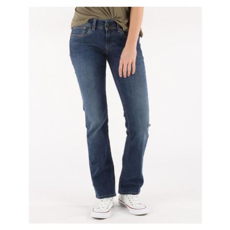 Pepe Jeans Saturn Jeans Modrá