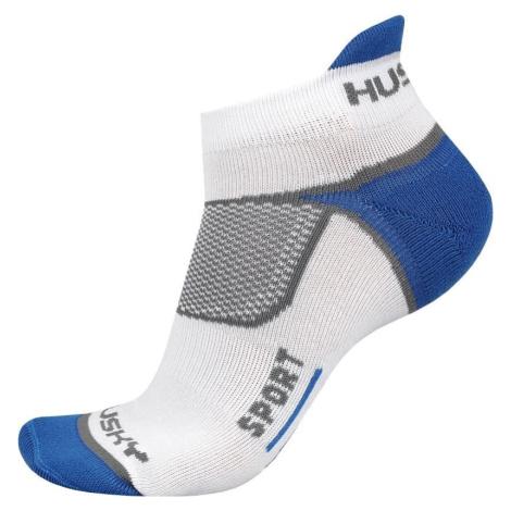 Husky Sport modrá, M(36-40) Ponožky