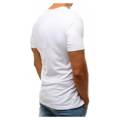 White RX3545 men's T-shirt DStreet