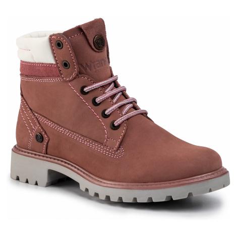 Outdoorová obuv WRANGLER - Creek WL172500 Winter Rose 525
