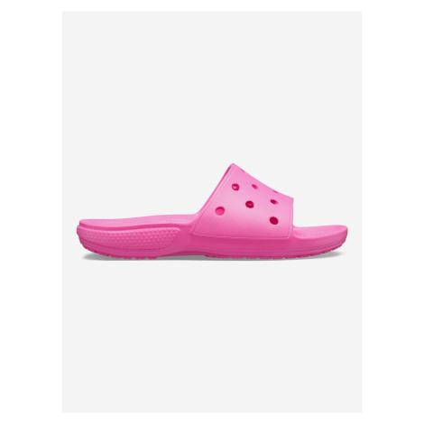 Classic Pantofle Crocs Růžová