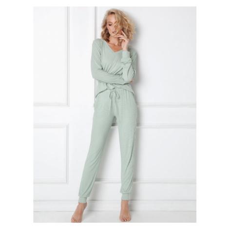 Dámske pyžamo Aruelle Tina Set Forest dl / r XS-2XL