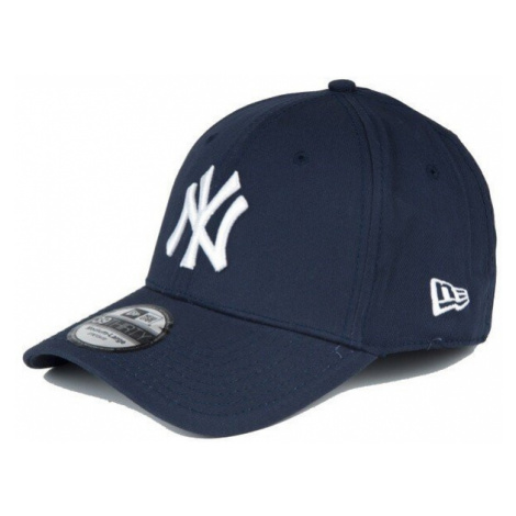 New Era 3930 MLB League Navy White