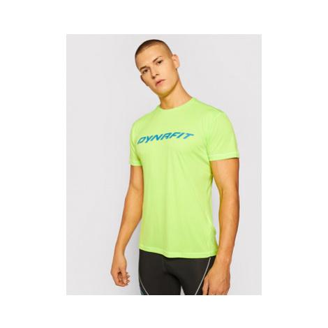 Dynafit Funkčné tričko Traverse 2 M 08-70670 Zelená Regular Fit