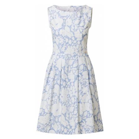 CINQUE Šaty 'ESTRELLA'  modrá / biela