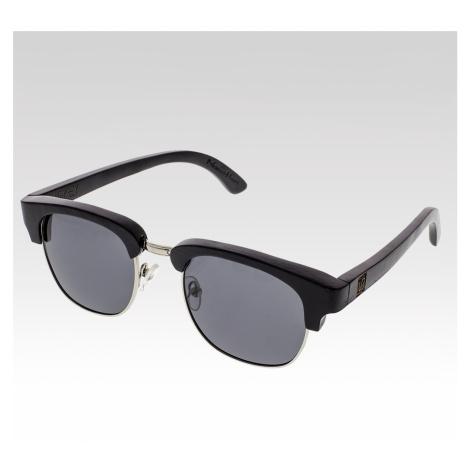 Slnečné okuliare drevené Blackthorn čierne