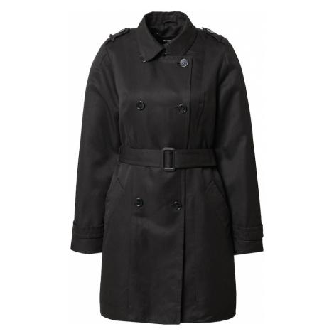 VERO MODA Prechodný kabát 'Madison'  čierna