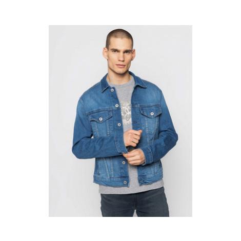 Pepe Jeans Džínsová bunda Pinner PM400908 Modrá Regular Fit