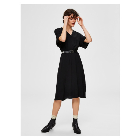 SELECTED FEMME Šaty  čierna
