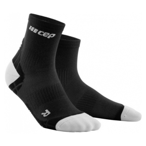 Dámske Bežecké Ponožky Cep Ultralight Čierne
