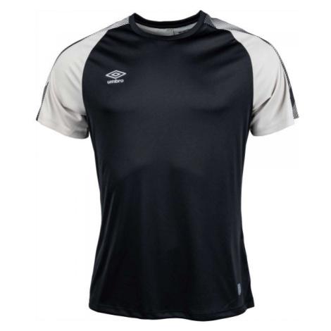 Umbro TRAINING JERSEY čierna - Pánske športové tričko