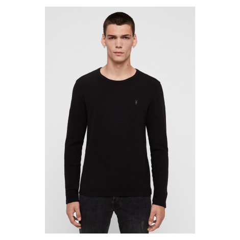 AllSaints - Tričko s dlhým rukávom Muse LS Crew