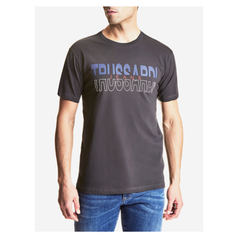 Tričko Trussardi T-Shirt Cotton Jersey Regular Fit Farebná