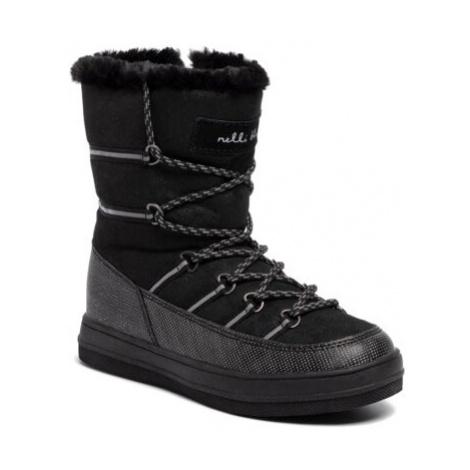Šnurovacia obuv Nelli Blu CP40-8540Y Ekologická koža/-Ekologická koža