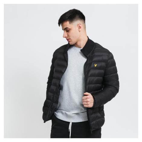 Lyle & Scott Packable Puffer Jacket čierna
