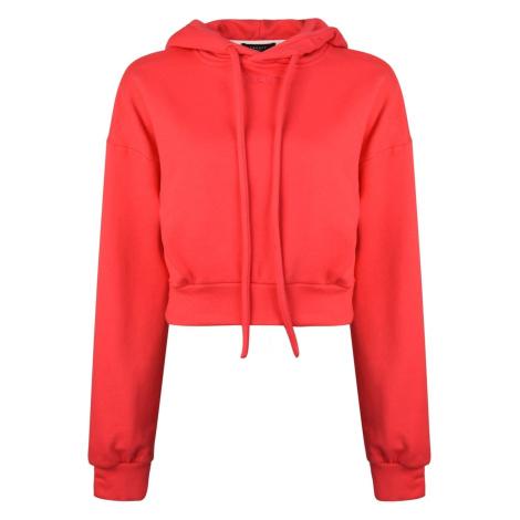 TWENTY Cropped Hooded Sweatshirt