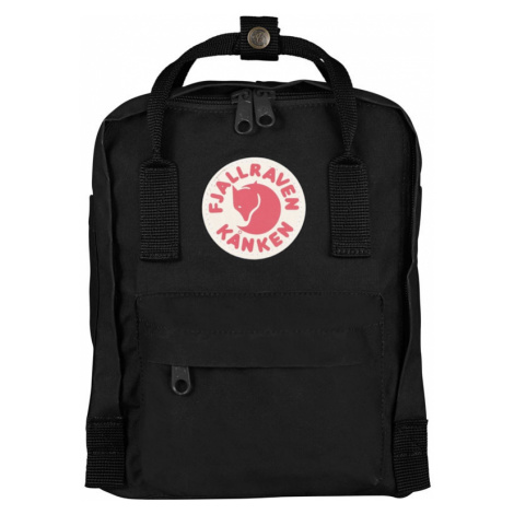 Fjällräven Kånken Mini Kids Black-One size modré F23561-550-One size