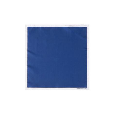 Tommy Hilfiger Tailored Ozdobná vreckovka Solid pocket Square TT0TT06663 Tmavomodrá
