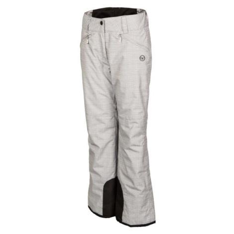 Willard ELEWA biela - Dámske lyžiarske nohavice