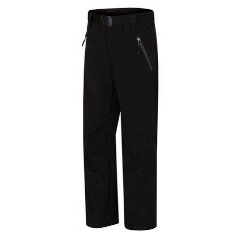 Hannah MARTY JR čierna - Detské softshellové nohavice