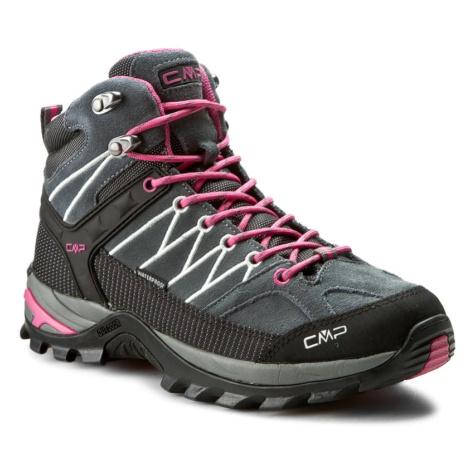 Dámske trekové a outdoorové topánky Cmp