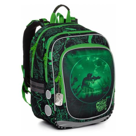 Školská taška Topgal ENDY 20014 B