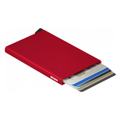Secrid Cardprotector Red-One size červené C-RED-One size