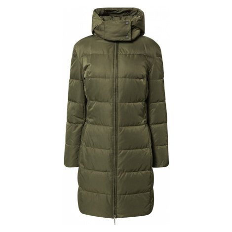 HUGO Zimný kabát 'Fleuris-1'  olivová Hugo Boss