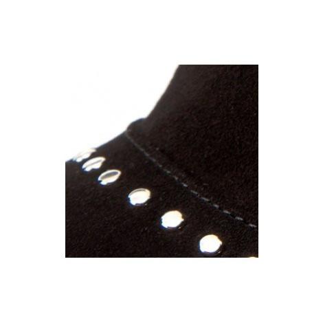 Red Valentino Členková obuv NQ2S0953 Čierna