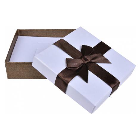 JK Box Hnedá krabička na súpravu šperkov AP-5 / A21 JKbox